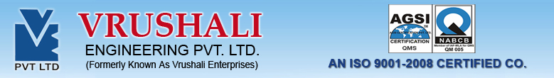 VRUSHALI ENGINEERING PVT.LTD.